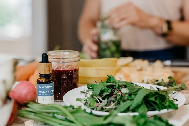 An Attempt to Cook Food with CBD oil for days